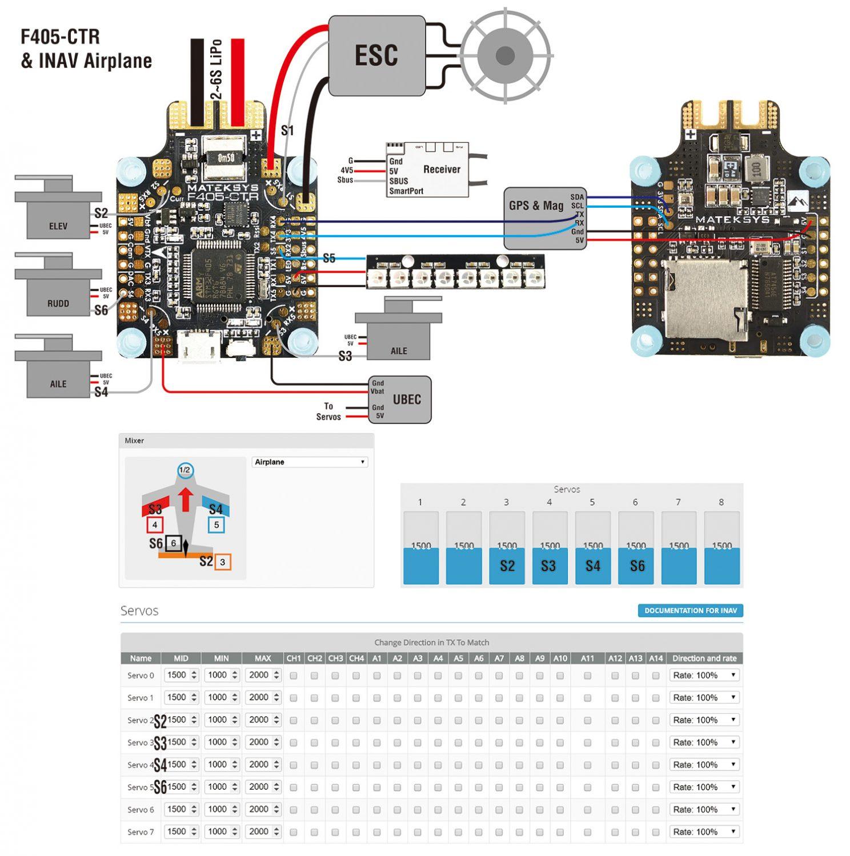 Matek Systems Kk2 1hc Wiring Diagram Inav